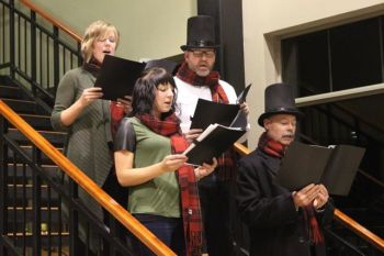 An Old Fashioned Christmas Program