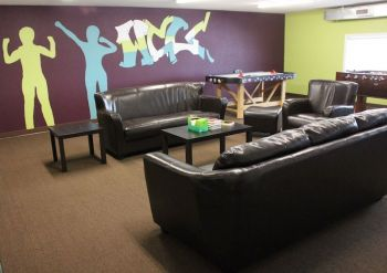 Youth Room at WCCC