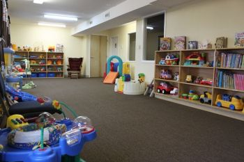 The nursery at WCCC